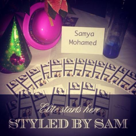 THE SET NYC & STYLED BY SAM NYE 2014